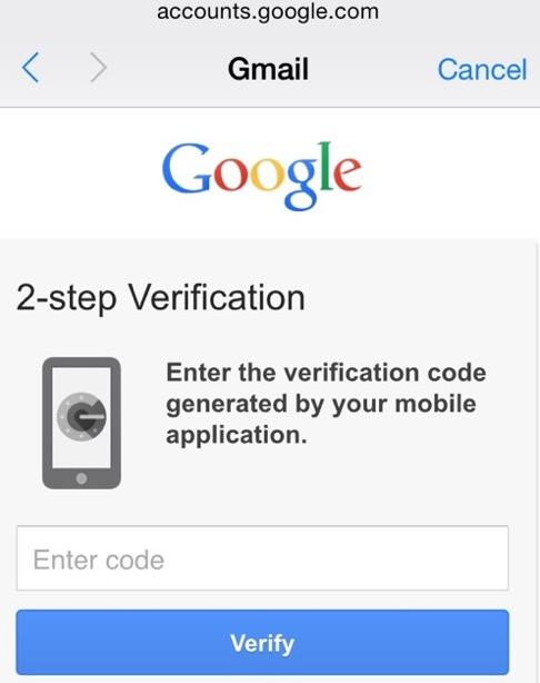 google-2-pasos-ios-8.3
