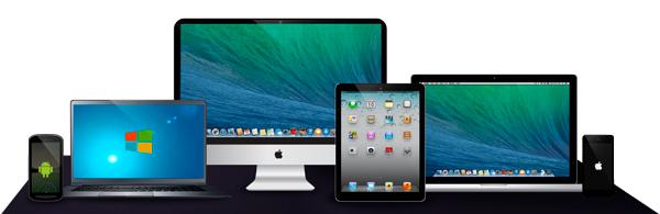 iPad Air 2 vs PC vs Mac