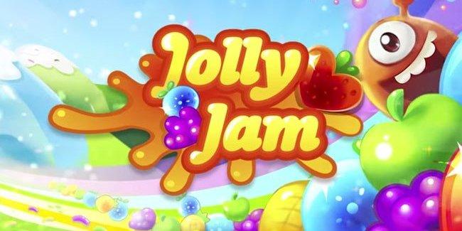 Jolly Jam: Rovio lanza un nuevo juego similar a Candy Crush