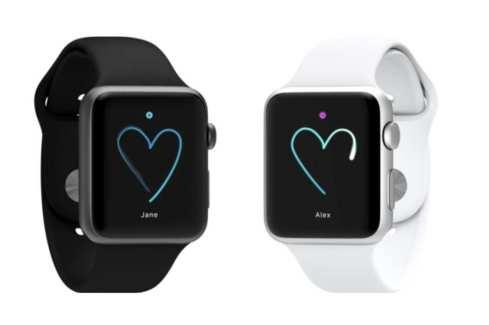Conexión entre dos Apple Watch