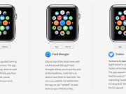 WatchAware, Una web permite la vista previa interactiva del Apple Watch