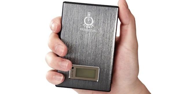 Power Bank 11200mAh con 2 puertos USB de Intocircuit