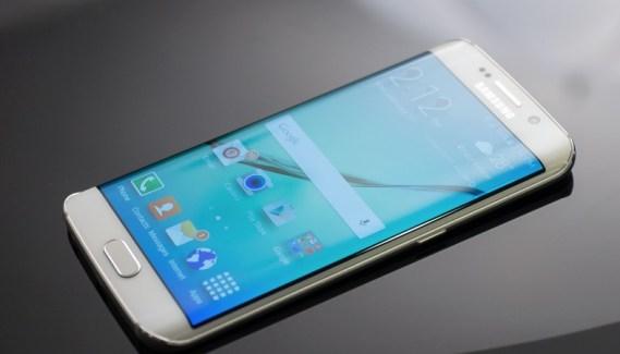 Samsung Galaxy S6 Edge presenta problemas en su pantalla