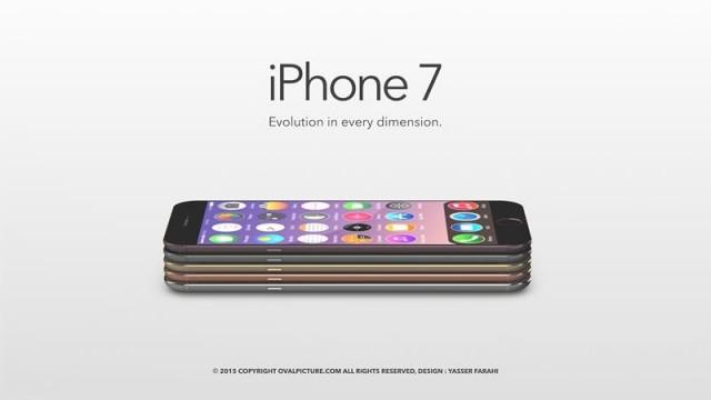 Rumores apuntan a un iPhone 7 con 256GB y mejor batería