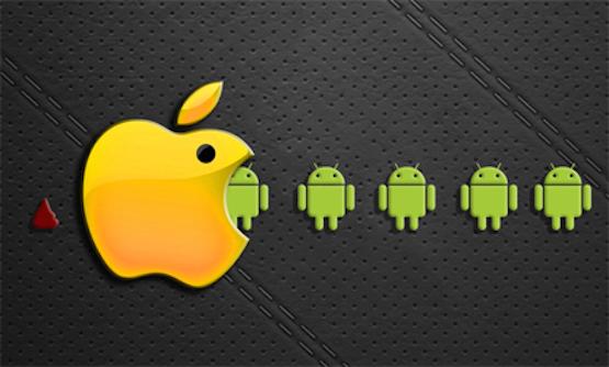 rentabilidad de apple-vs-android