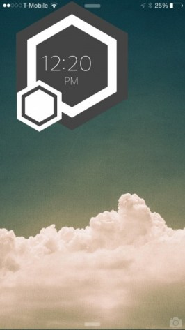 Hexaclock-Lock-screen-576x1024