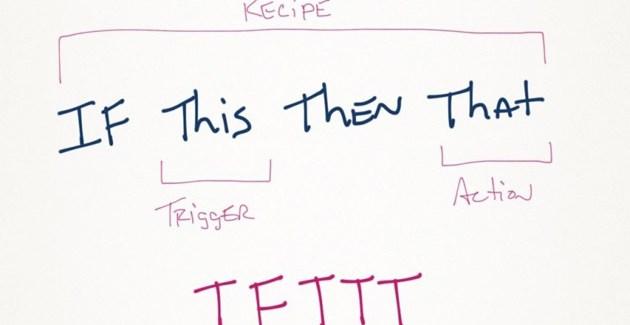 IFTTT ya es compatible con el iPad y Apple Watch