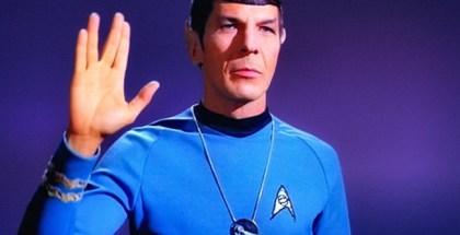 Leonard Nimoy - Spock nuevo emiji apple