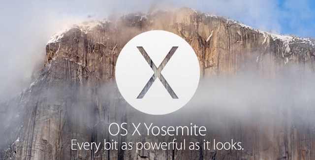 Apple lanza la sexta beta de OS X 10.10.3