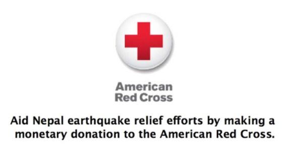 Apple permite donaciones para afectados en el terremoto de Nepal