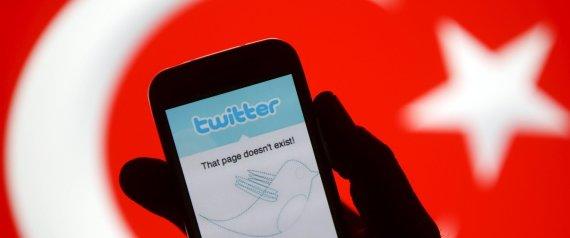 Twitter, Facebook y Youtube bloqueados en Turquía