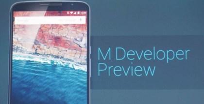 Google presenta su OS Android M