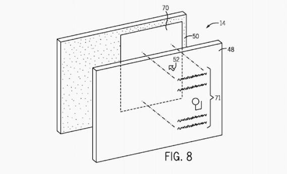 Apple TV patente 2
