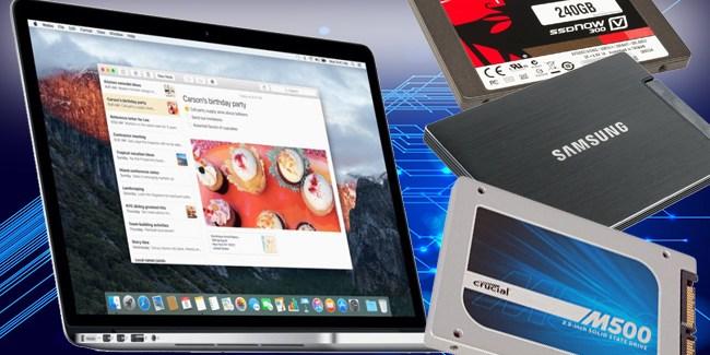 El Capitan: Soporte TRIM nativo para discos SSD de terceros