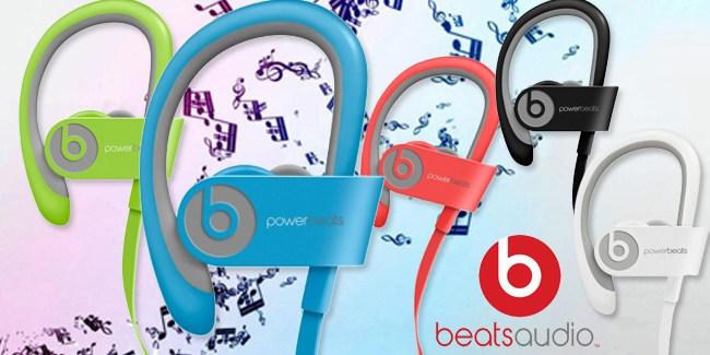 PowerBeats2: combinando colores con el Apple Watch