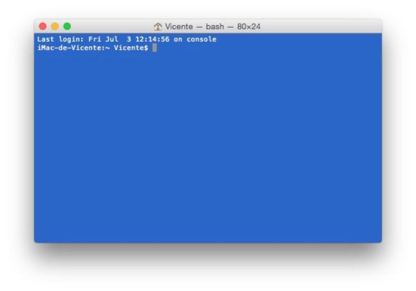 Finder/Aplicaciones/Utilidades/Terminal.app