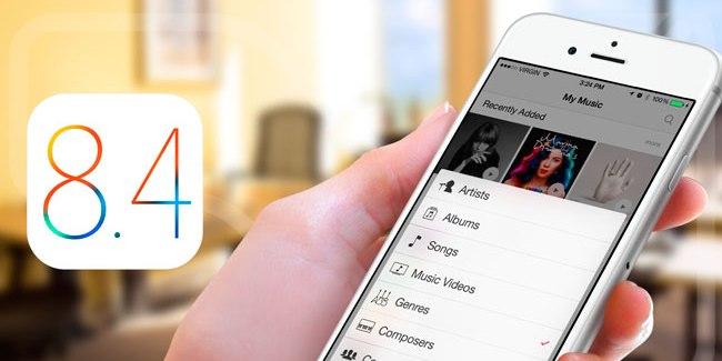 Cómo hacer downgrade a iOS 8.4 desde iOS 9