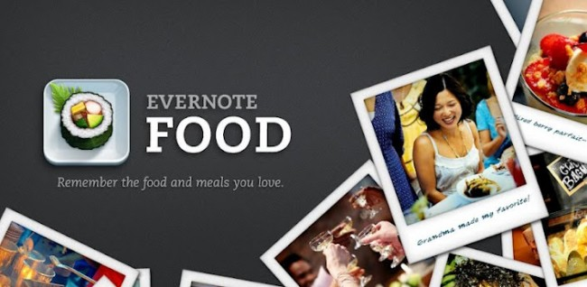 Evernote Food se retirará del App Store