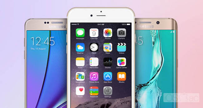 Galaxy-Note-5-vs-S6-Edge-iPhone-6-Plus-vs