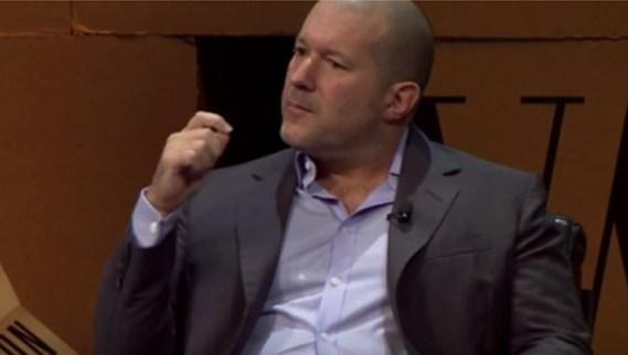 Vanity Fair entrevista a Jony Ive, el diseñador de Apple