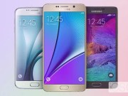 Samsung Galaxy Note 5 vs Note 4 vs Galaxy S6