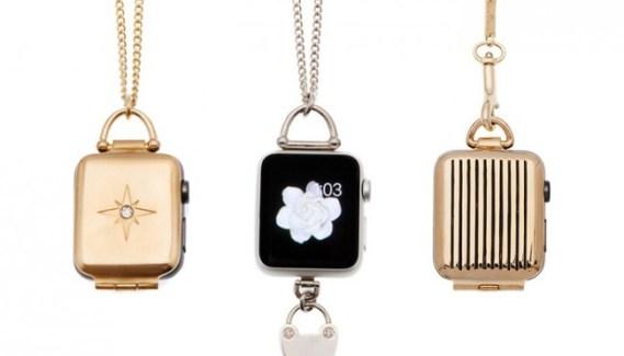 ¿Apple Watch en collar o reloj de bolsillo? Con Kickstarter será posible