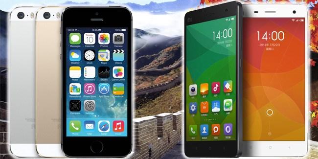 China: Xiaomi reina en un mercado donde Apple es tercera