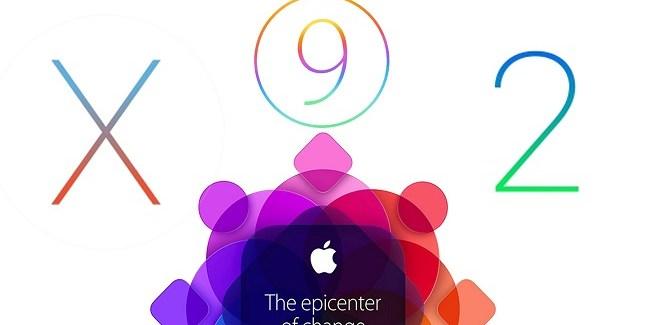 A revisión las apps de los desarrolladores para iOS 9, El Capitán y watch OS 2