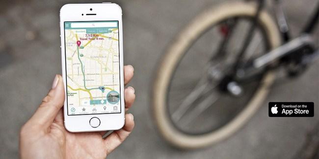 Bike Away, la App para encontrar bicis libres en todo el mundo