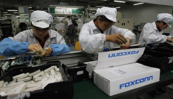 Foxconn podría comprar la división de LCD Sharp