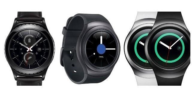 Samsung quiere que su smartwatch Gear S2 sea compatible con iOS