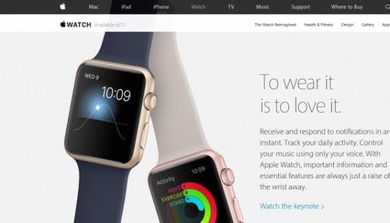 Apple Watch: A la venta en India a partir del 6 de noviembre