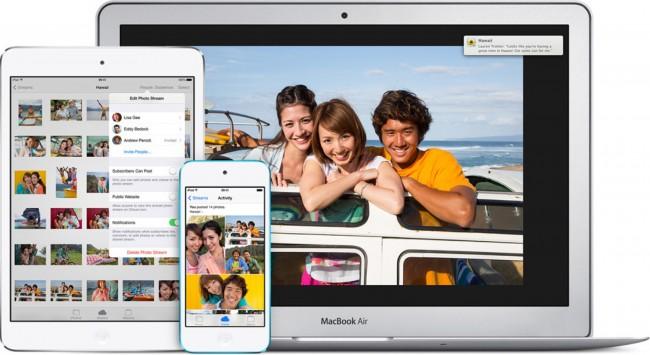 Fotos y videos en icloud