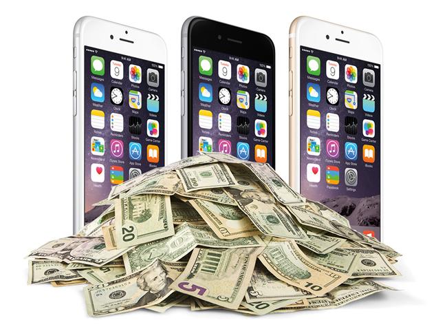 iPhone_ganancias