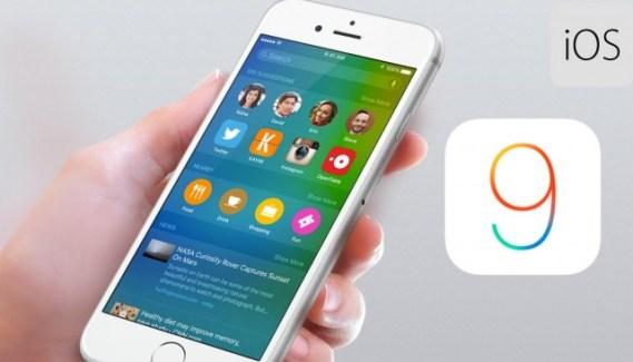 iOS 9: porcentaje de adopción al 57%