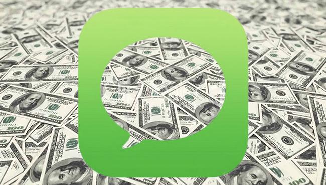 Apple Pay iMessage