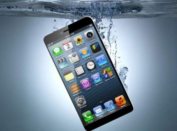 iphone 7 resistente al agua