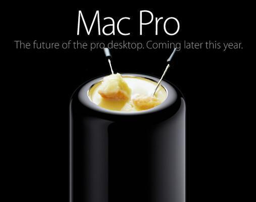 ¿Que te parece el diseño del nuevo Mac Pro?