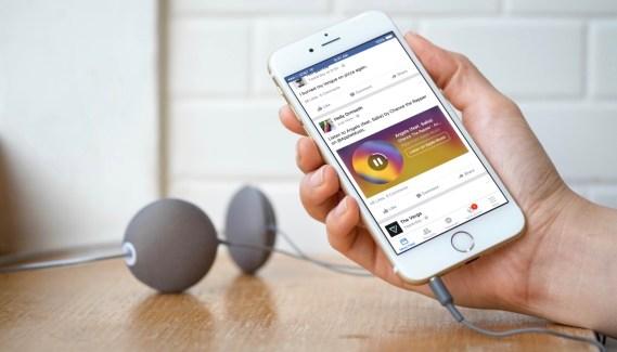 Music Stories, la fusión de Apple Music y Spotify en Facebook