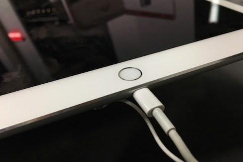 iPad Pro permite transferir archivos usando USB 3.0