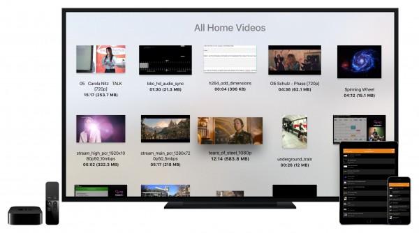 VLC, el famoso reproductor multimedia llega al nuevo Apple TV