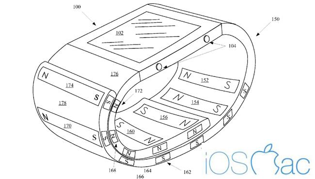 El Apple Watch tendría una correa para proteger al dispositivo
