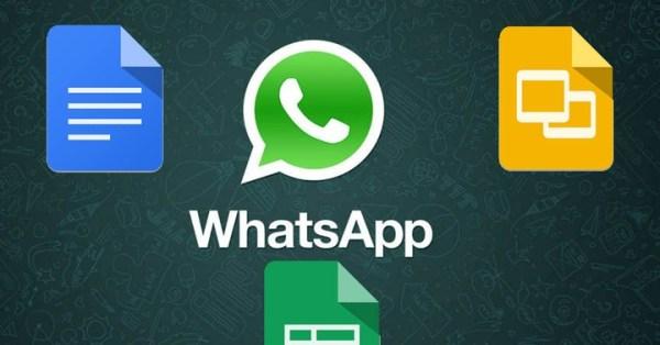 Envio de documentos WhatsApp 2