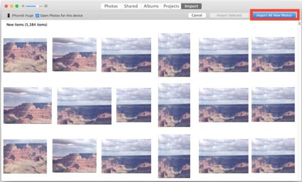 copiar fotos