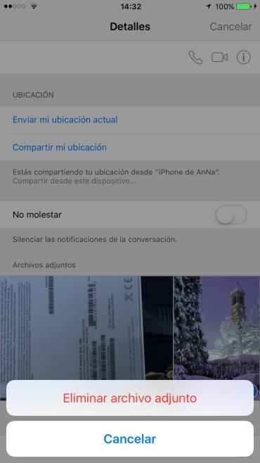 eliminar archivos adjuntos 4