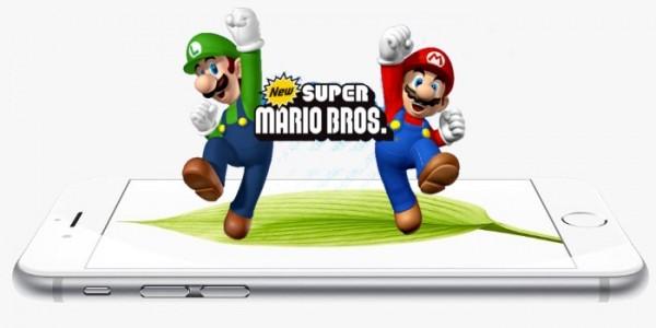 Los personajes más populares de Nintendo llegarán a los smartphones