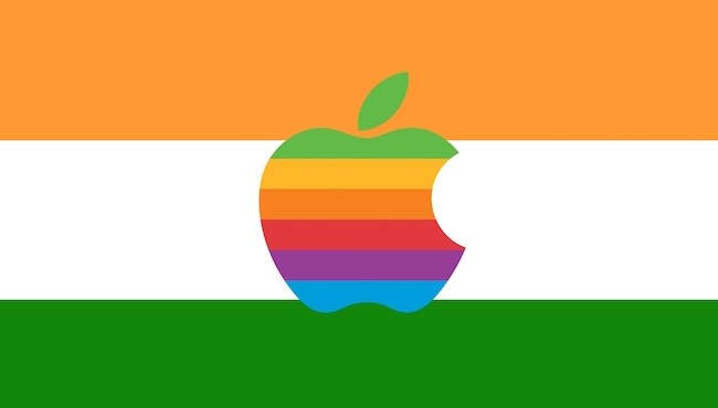 Apple está preparando la llegada de sus Apple Stores a India