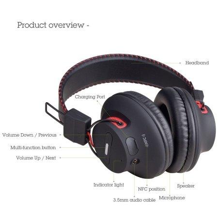Auriculares Bluetooth Avantree Audition-1