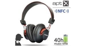Auriculares Bluetooth Avantree Audition
