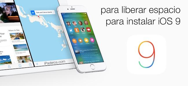Cómo disminuir el almacenamiento de iPhone y iPad llamado Otros